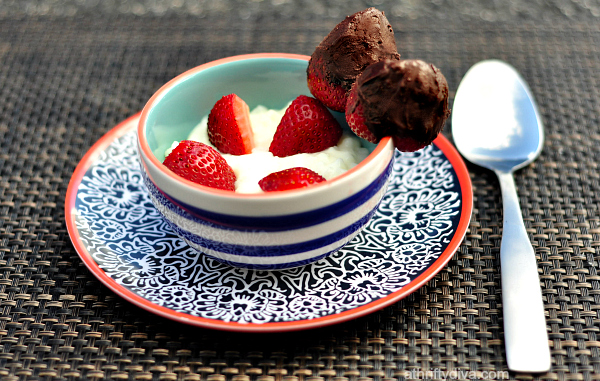 rice pudding Simple Pudding Snack Chocolate Strawberries & Rice Pudding #puddinglove
