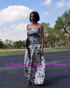 Moda Xpress maxi dress