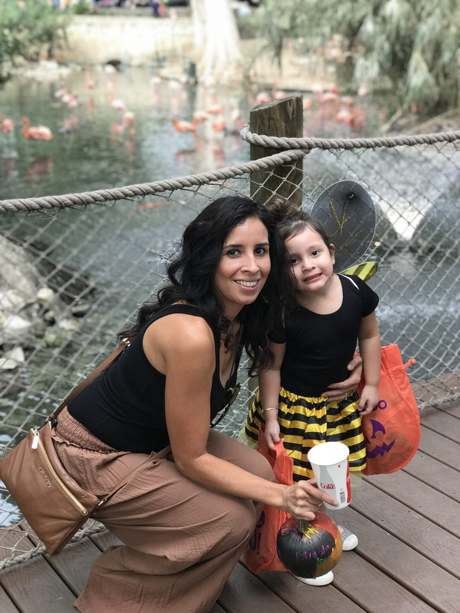 making time at zoo boo