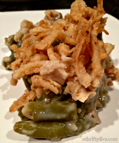 Add Some Garden to Your Meals With Green Bean Casserole