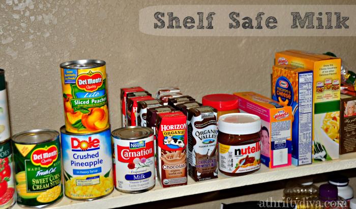 shelf safe milk