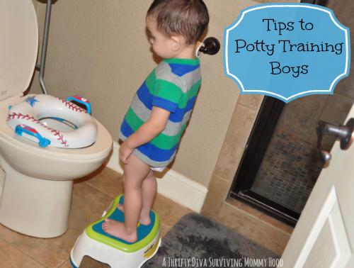 Potty Training A Boy Tips Atd Surviving Mommyhood