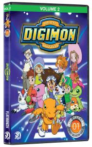 DIGIMON ADVENTURES Season 2