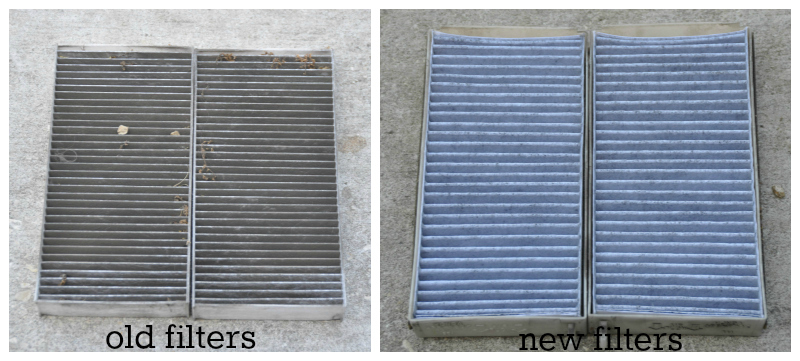 fram ait filters before after