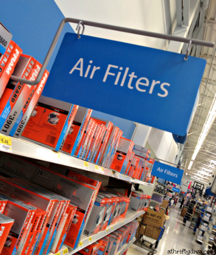 Fram Air Filters Spring Cleaning Your Vehicle A Thrifty Diva