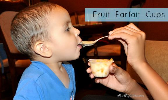 dole fruit parfait cups