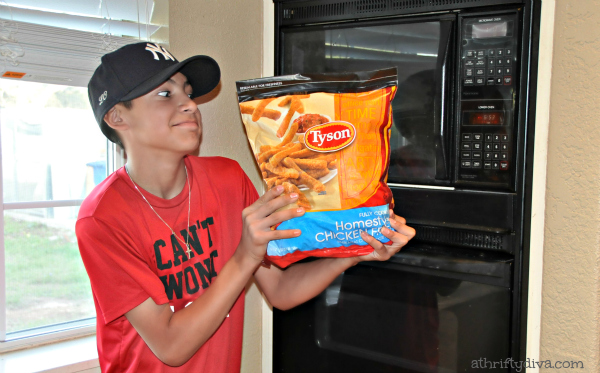 ready to make Homestyle Chicken Fries
