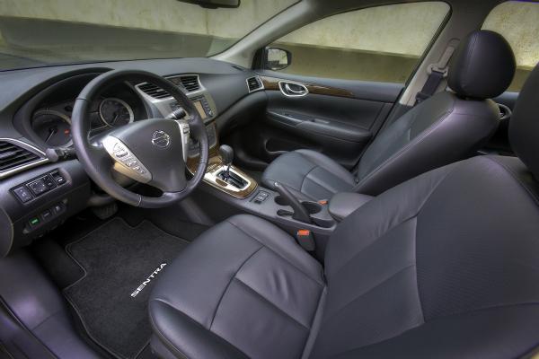 Redesigned 2013 Nissan Sentra