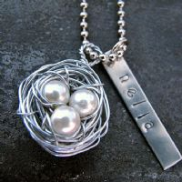 Buy Baby Deals pearl necklace