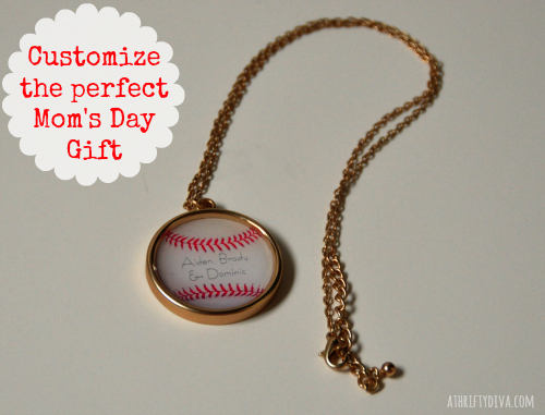 Something for Mother's Day with Zazzle custom necklace