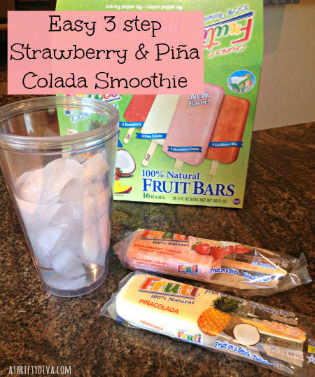 fruti, frozen fruit bar, natural fruit bars, made into smoothie drink mixes Fruti Natural Fruit Bars