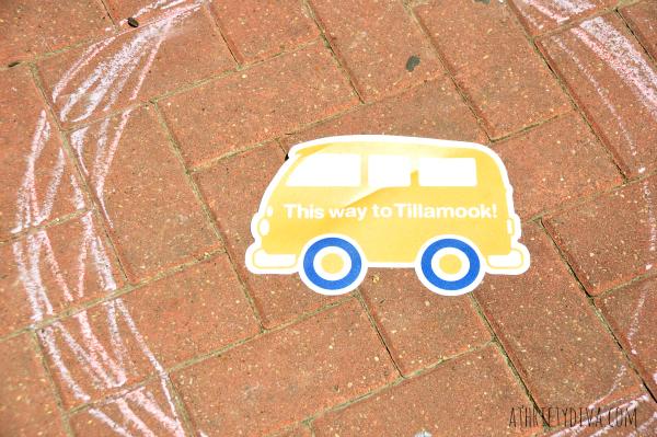 TILLAMOOK GIVES BACK TO MOMS Loaf Love Tour