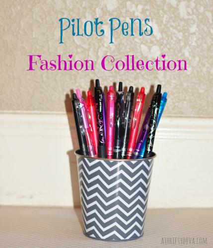 Fashion Collection Pilot Pens