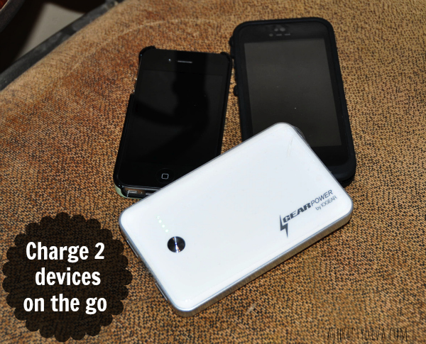 charge on the go with GearPower 7K