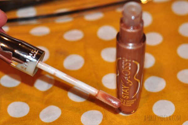 Fresh Faced Nude Summer Makeup Trend rimmel stay glossy  #RimmelRealBeauty #shop #cbias