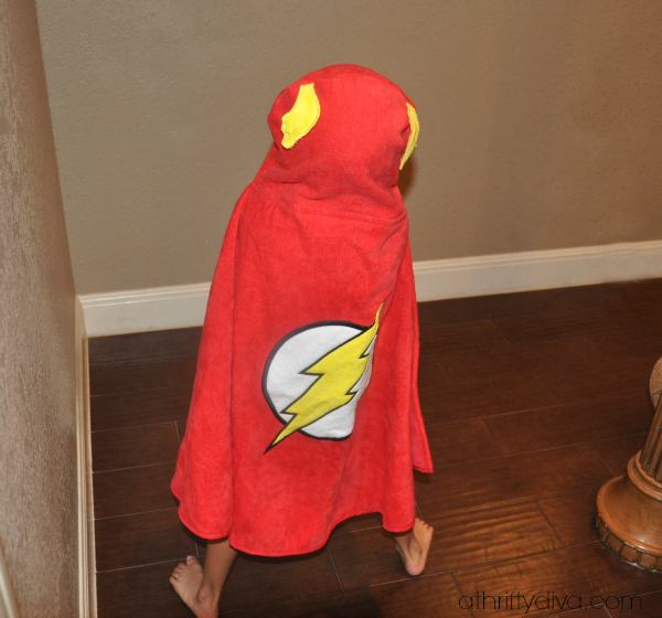 Justice League Target Capes flash