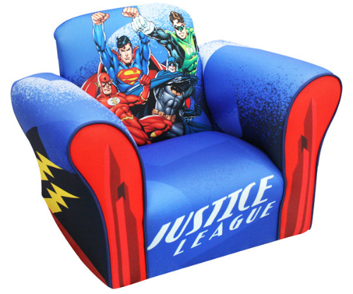 Justice League Target childs chair