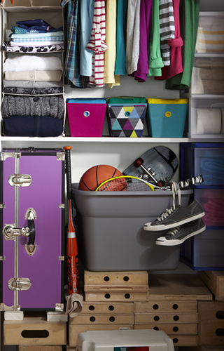 storage solutions back to school on a budget checklist