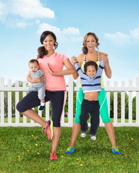 Tia & Tamera Season 3 Premiere July 2013  Win $2,000 Shopping Spree