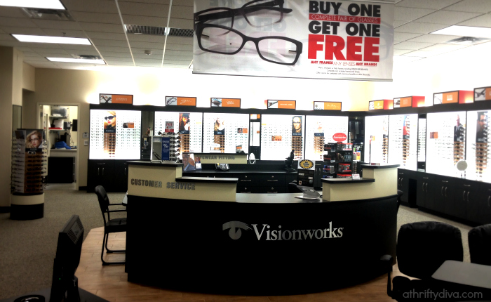 Visionworks Win a $100 Back to School Gift Card