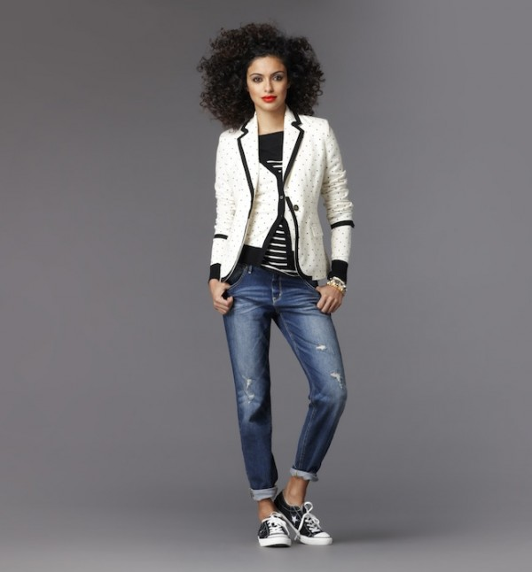 black and white Target Trend Alert: Fall Style 2013