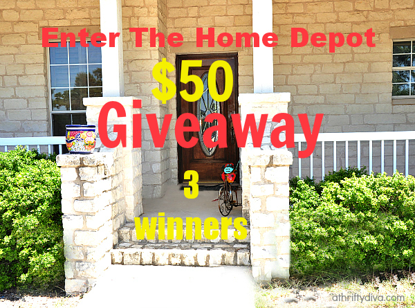 Hispanic Themed Products at The Home Depot & $50 Giveaway