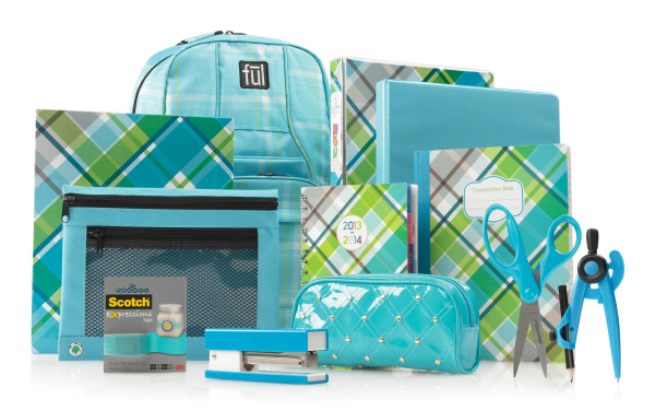 OfficeMax Back To School Product Trends - Bevy of Blue