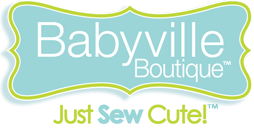 Baby Sewing Projects with Babyville Boutique