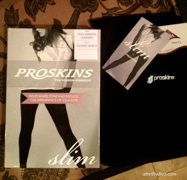 ProSkin Slim Blogger challenge 28 Days