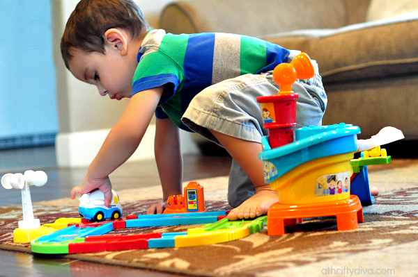 Vtech Go Go Smart Wheels Airport Playset review