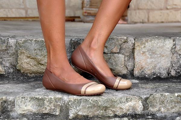 Crocs International Comfort Day September 28th #getcomfy  cap toe flats