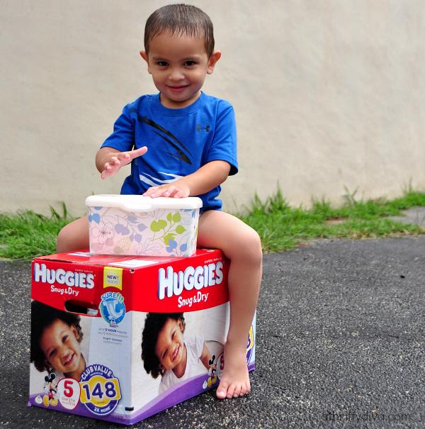 Parenting Challenges #HuggiesLatino