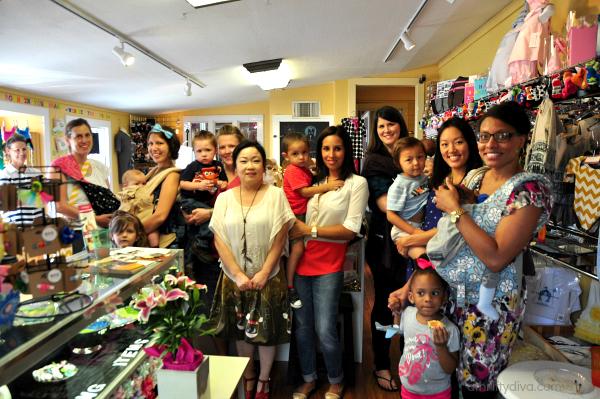 PB & J Kids Boutique Arrives in San Antonio #PB&JMoms Blogger Party