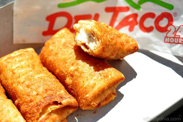 San Antonio Del Taco cheesecake bites