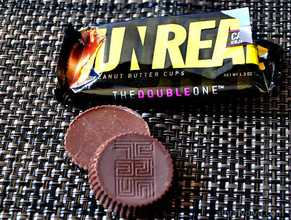 Get Unjunked with UNREAL Candy peanut butter cups