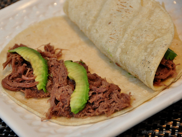 Beef Barbacoa Slow Cooker Recipe