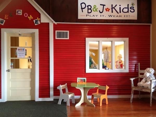PB & J Kids Boutique Arrives in San Antonio