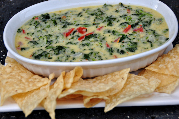 Copycat Gringo Dip (54th Street Grill)