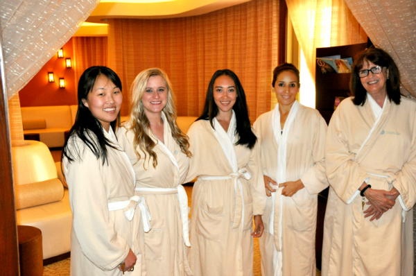 JW Marriott San Antonio Lantana Spa  bloggers day