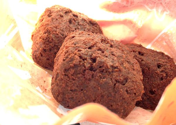 San Antonio Del Taco brownie bites