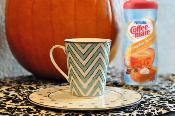 Creating Moments of Connection with Pumpkin Spice Coffee #loveyourcup #shop #Cbias