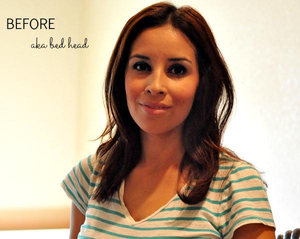 How To Curl Hair Using Curl Secret #ConairCurl #shop #cbias before