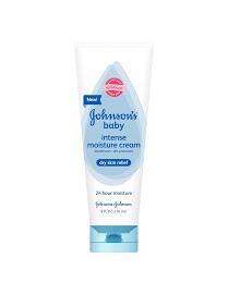 Winter Fun with Intense Moisture Cream #JOHNSONSBaby