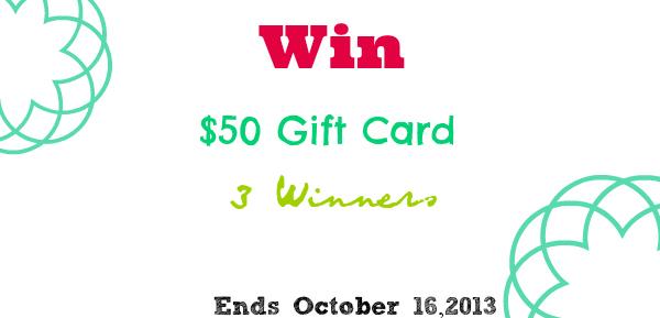 Celebrate My Drive 3 Winners Win $50 Gift Cards #CelebrateMyDrive