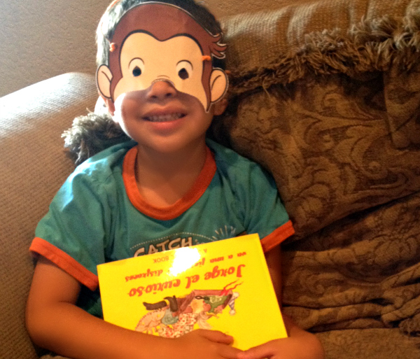 Curious George Halloween Boo Fest & Printables #BooFestPBS