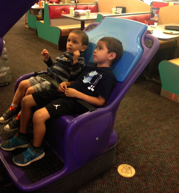 Ever feel like that was the longest 4 days of your life? Weekend Wrap Up  chuck e cheese