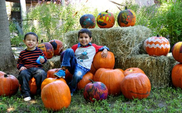 San Antonio Zoo Boo and Pumpkin Smash #SATXbloggers