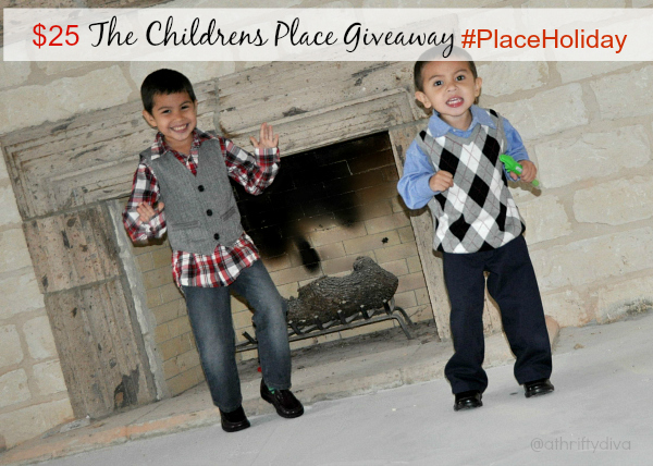 The Children's Place Holiday Must Haves. Enter the $25 Gift Card Giveaway #placeholiday