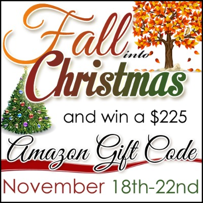 Fall Into Christmas Amazon Gift Card Giveaway $250