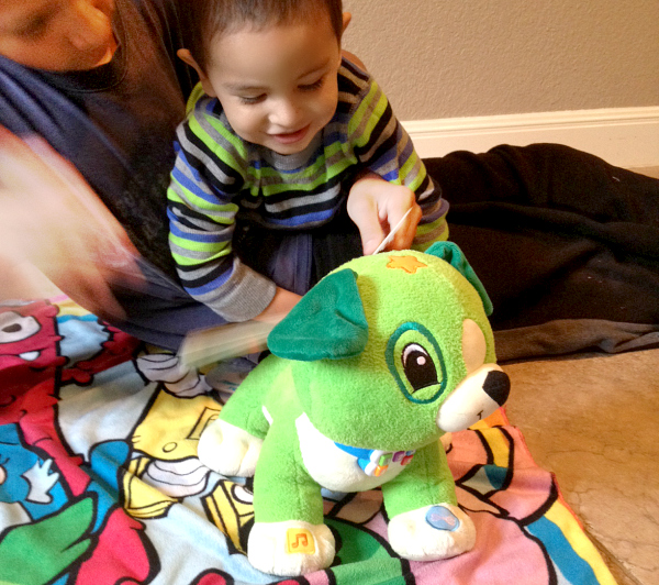 Interactive Reading Toy LeapFrog 2 - 5 yr Olds #ReadwithMeScout